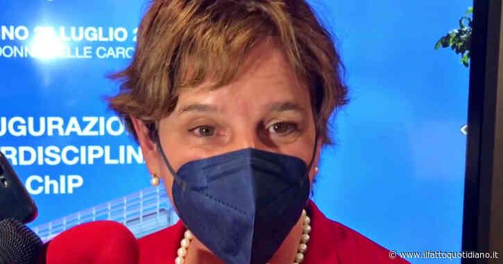 """Green pass, la ministra Messa: """"Potrebbe aiutare per tornare in presenza in Università. L'unica strada che abbiamo oggi è il vaccino"""""""