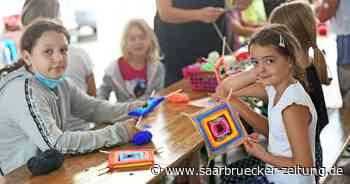 Kindersommer in Bexbach mit gutem Besuch - Saarbrücker Zeitung