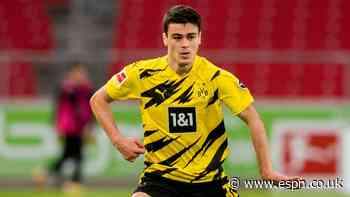 USMNT's Reyna takes Sancho's No. 7 shirt at Dortmund