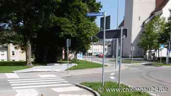 Freilassing: Erneuerung der Gehwege: Durchfahrt vom 2. bis 6. August nicht möglich - chiemgau24.de
