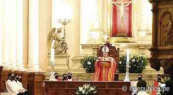 Arzobispo de Arequipa: Iglesia apoyará a Castillo siempre que su proyecto favorezca el bien común - LaRepública.pe