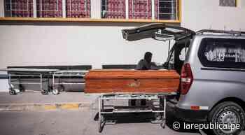 Continúa descenso de muertes por COVID-19 en Arequipa - La República Perú