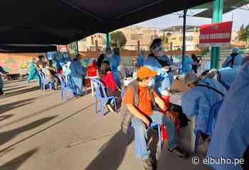 Arequipa: conoce el cronograma de vacunación de segunda dosis en Camaná, Islay y Caravelí - El Búho.pe