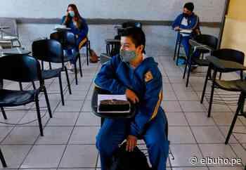 Arequipa: 183 instituciones educativas habilitadas para clases semipresenciales - El Búho.pe