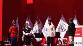 Arequipa: con escenificación de fusilamiento de Mariano Melgar se conmemora Bicentenario - La República Perú