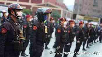 Arequipa: Más de 4000 policías brindarán seguridad durante Fiestas Patrias - Radio Nacional del Perú