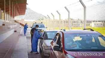 Arequipa: no descartan que se haya producido turismo de vacunas en zonas rurales - La República Perú