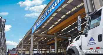 Aceros Arequipa: Nueva acería iniciaría sus operaciones en este trimestre - Diario Gestión
