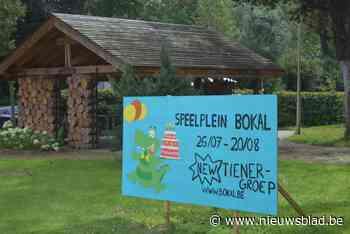 Twee dagen noodopvang op speelplein Bokal
