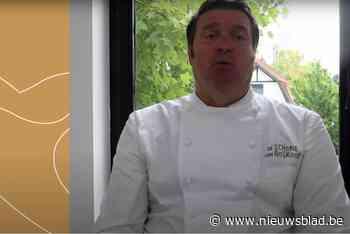 Chef Wouter Keersmaekers toont zijn werken op YouTube