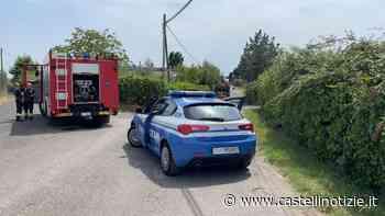 (VIDEO) - VELLETRI, chiusa via Ponte di Mele: sul posto Vigili del Fuoco e Polizia. Ecco cosa succede - Castelli Notizie