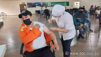 Avanza inmunización antiCOVID en Ayolas - Nacionales - ABC Color