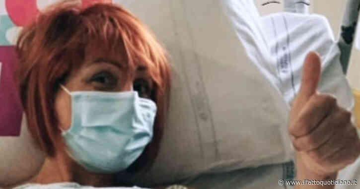 """Uomini e Donne, Luisa Anna Monti operata per un tumore: """"7 ore di intervento, abbiamo dato morte e sepoltura alla bestiaccia maledetta"""""""