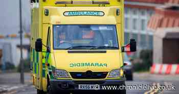 Ambulance service has busiest week ever as 999 calls increase 'dramatically'