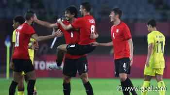 Olympics football: Egypt see off Australia to reach quarter-finals