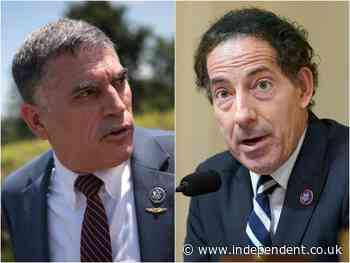 Jamie Raskin corners GOP congressman who said Capitol rioters looked like normal tourists in fiery clash