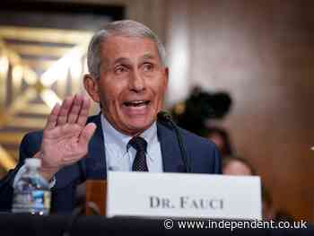 Feds arrest man who sent graphic and threatening emails to Dr Anthony Fauci
