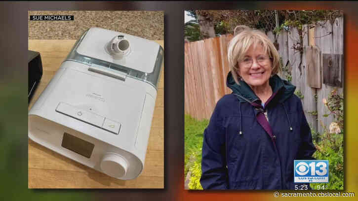 'I Haven't Had A Good Night's Sleep In A Month': Auburn Retiree Suffers After Millions Of CPAP Machines Recalled