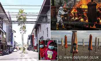 Aussies living in once-paradise Bali reveal the horrors the island suffers under Covid