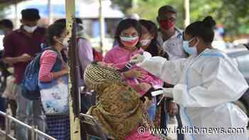 Two-third of population surveyed in 11 states have coronavirus antibodies: ICMR serosurvey - India TV News