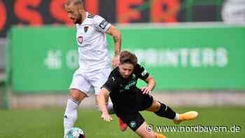 Auch Schweinfurt überrollt die Fürther U23 im Ronhof - Nordbayern.de