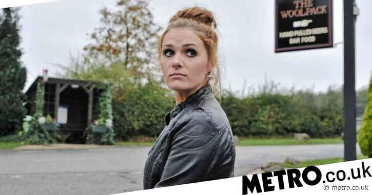 Emmerdale's Chelsea Halfpenny has links to EastEnders and Only Fools and Horses