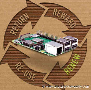 Re-use and recycle Raspberry Pis
