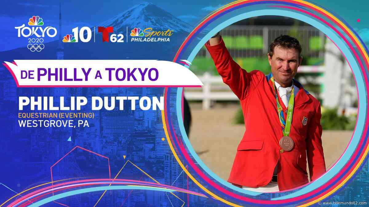 De Philly a Tokyo: Phillip Dutton a sus séptimos Juegos Olímpicos - Telemundo 62