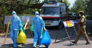 Top 10 coronavirus updates: Kerala records 22,056 new cases, test positivity rate at 11.2% - Scroll.in