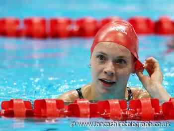 Chorley swimmer Anna Hopkin sets new British record in Tokyo