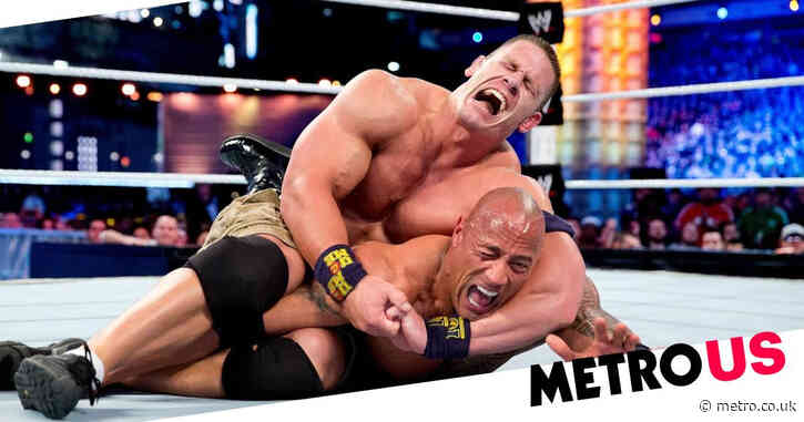 John Cena hopes Dwayne 'The Rock' Johnson makes 'special' WWE comeback