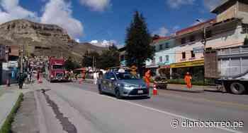 Pasajes de La Oroya a Huancayo suben precios en autos hasta en más del 50% (VIDEO) - Diario Correo