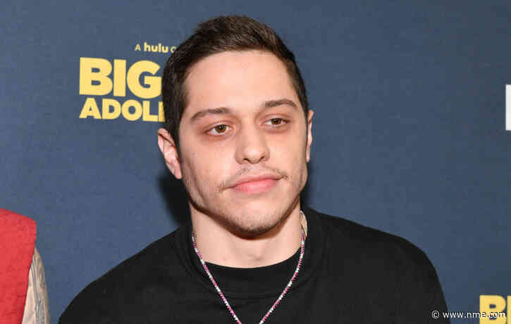 """Pete Davidson says he's """"really fucking nervous"""" about playing Joey Ramone"""