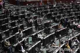 Se tambalea periodo extraordinario en San Lázaro y el Senado - La Jornada