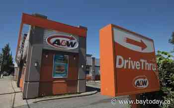 A&W sees same-store sales and second-quarter profit surge as restaurants reopen