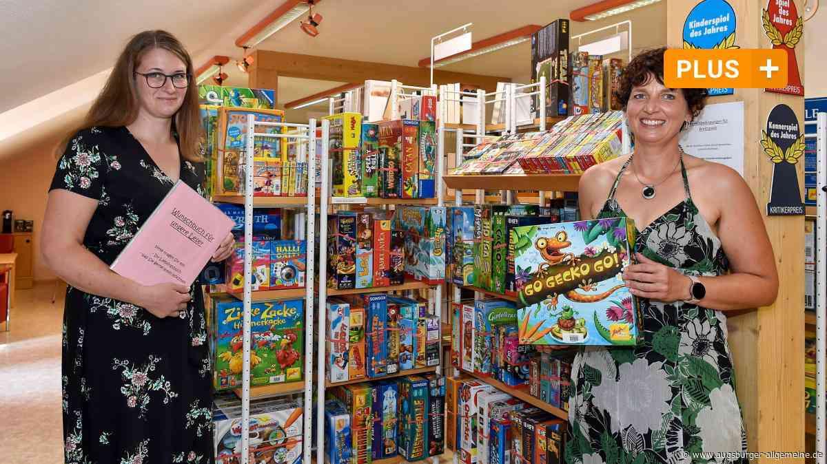 Bücherei in Egling ist auch ein Spieleparadies