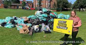 Oldham to spend £1.27m tackling fly-tipping with plans to deep clean every ward