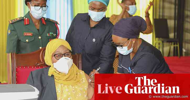 Coronavirus live news: Tokyo cases hit all-time high; Tanzanian president gets jabbed after predecessor's death