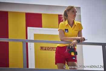 """Charlotte Goyvaerts heeft hoofdrol in strandserie 'De Redders': """"Hopelijk mogen we nog een vervolg maken"""""""