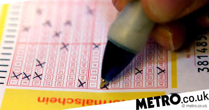 Lottery winner had £28,000,000 ticket in her purse for weeks