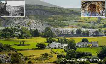 Welsh landscape where slate has been quarried for 1,800 years becomes Unesco World Heritage Site