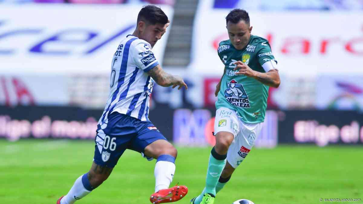 ¡Equipazo! El 11 ideal de la jornada 1 del Torneo Grita México 2021 - Yahoo Eurosport ES