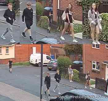 Stones thrown at Chorley man by group of youths in alleged racial attack