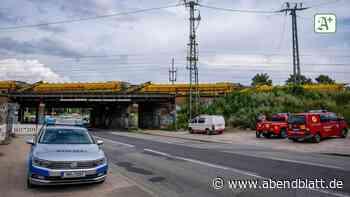 Veddel: Blindgänger im Gleisbett: Zugverkehr rollt wieder