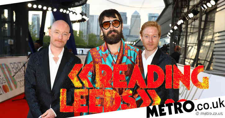 Biffy Clyro added to Reading and Leeds lineup after Queens Of The Stone Age pull out due to 'restrictions and logistics'