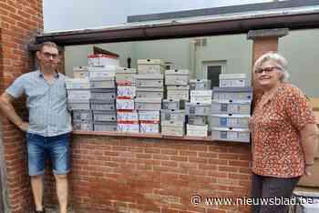 Schoenwinkel schenkt voor 2500 euro schoenen