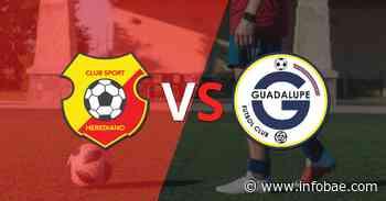 Por la fecha 1 se enfrentarán Herediano y Guadalupe FC - infobae