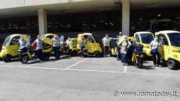 Poste Italiane quadruplica i veicoli green in circolazione a Roma
