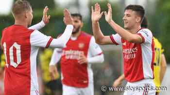 Friendlies: Arsenal put four past Watford