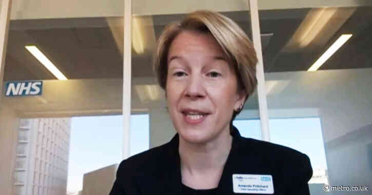 NHS England appoints first female chief executive in its history